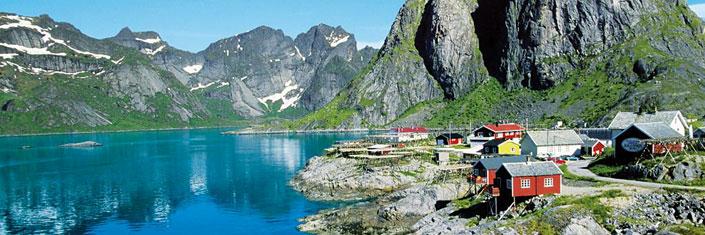 Norvegia - vacanza di coppia